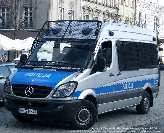 Policja Świdnica:  Zatrzymany po pościgu