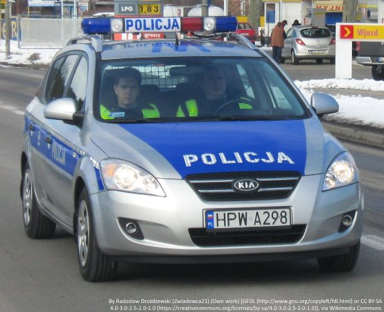 Policja Świdnica: Policjanci zatrzymali nietrzeźwego kierującego, który miał blisko 3,6 promila alkoholu w organizmie