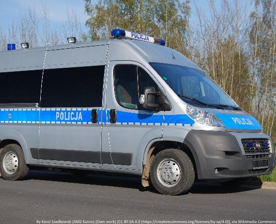 Policja Świdnica: Zlekceważył dożywotni sądowy zakaz prowadzenia pojazdów mechanicznych